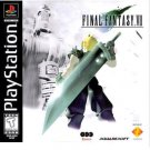 Final Fantasy VII   by Squaresoft playstation game