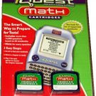 iQuest Math Cartridges Grades 6-8 by Quantum Leap