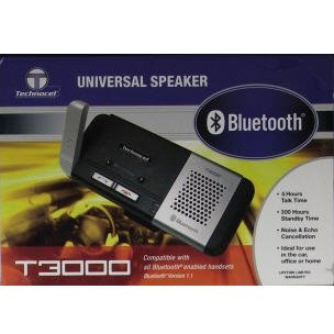Bluetooth Technocel T3000 Handsfree Universal speaker phone