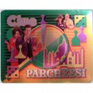 Clue Parcheesi Combination Game in  Tin - 2001