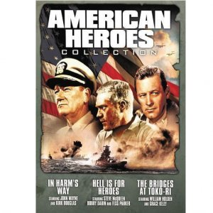 AMERICAN HEROES COLLECTION Boxset