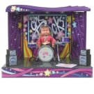 Cabbage Patch Kids Mini Dolls - Interactive Concert Stage for Pop Star Girls