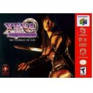 Xena Warrior Princess: The Talisman of Fate  by titus N64 Nintendo 64 Game