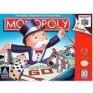 Monopoly 64 by Hasbro Interactive  N64 Nintendo 64
