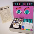 The Game of True Colors game by milton bradley 1990