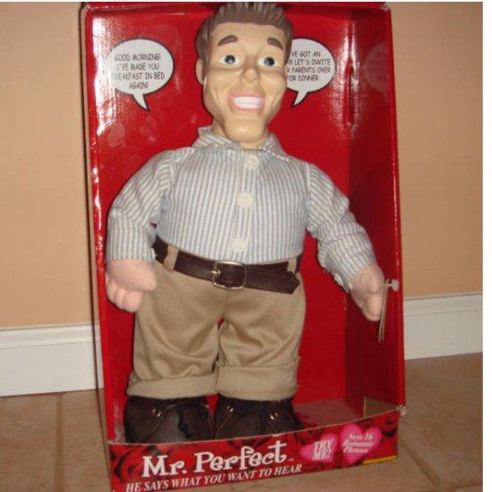 MR. Perfect by Dan Dee Like Mr. Wonderful BACHELORETTE GAG GIFT