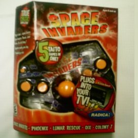 Arcade Legends Space Invaders 5 games in one