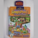 Leap 1 Leap Frog LeapPad LEAP'S POND Meet Silly Monsters 4-6