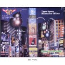 3D Times Square, Millennium Edition Puzzle 550 pieces unconfirmed