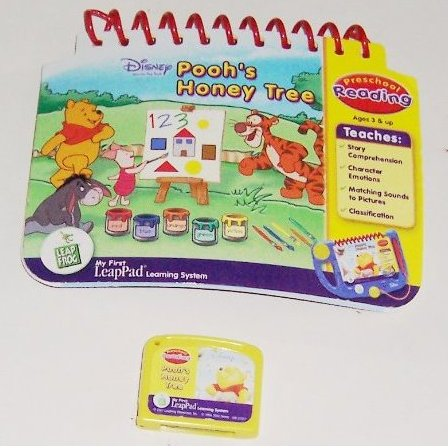 "Leap Frog My First LeapPad ""Pooh's Honey Tree"""