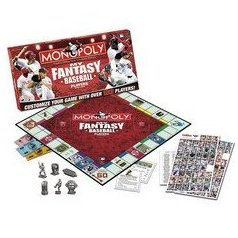 My Fantasy Baseball Players Edition MONOPOLY®