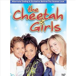 The Cheetah Girls Disney DVD