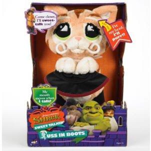 Shrek Make me Laugh Sweet Talkin Puss in Boots