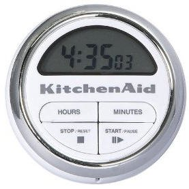 KitchenAid Digital Timer : White