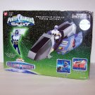 POWER RANGERS LOST GALAXY BLUE GALACTIC SPEEDER, BLUE POWER RANGER FIGURE