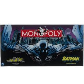 Batman Monopoly game