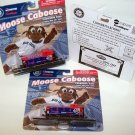 SEATTLE MARINERS MOOSE CABOOSE 2005 Maisto Collectible Train car