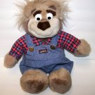 Real Talkin Bubba 1997 talking plush bear by Tyco Industries