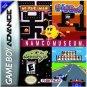 Namco Museum Nintendo Game boy Advance