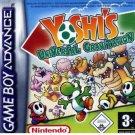 Yoshi Topsy-Turvy Nintendo Game boy Advance