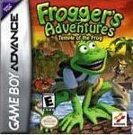 Frogger's Adventures: Temple of the Frog Nintendo Game boy Advance