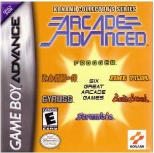 Konami Collector's Series: Arcade Advanced Nintendo Game boy Advance