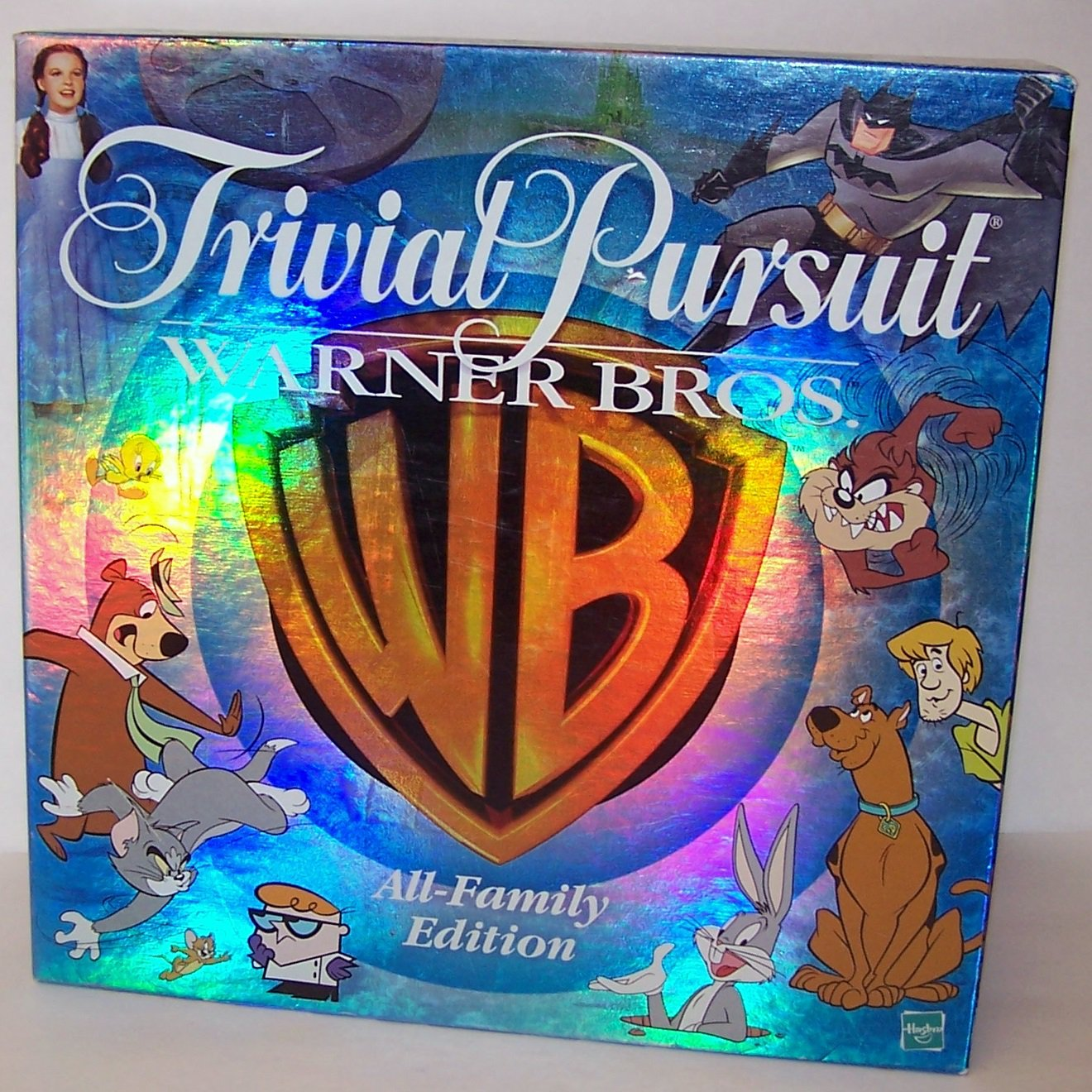 Warner Bros. Trivial Pursuit All-Family Edition
