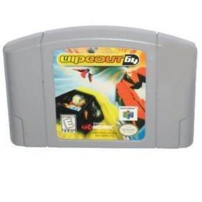 Wipeout 64 N64 Nintendo 64 Nintendo 64 Game Cartridge