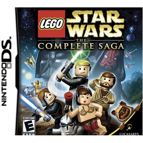 Lego Star Wars  The Complete Saga Nintendo DS Complete