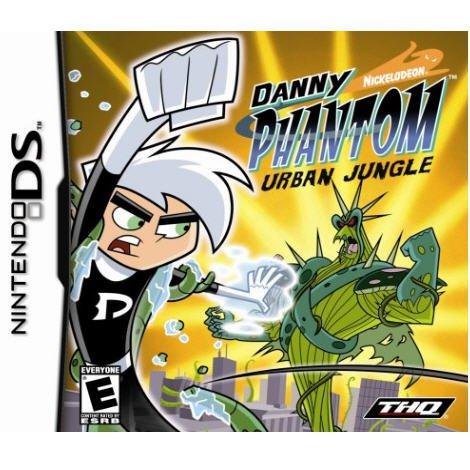 Danny Phantom Urban Jungle Nintendo DS Complete