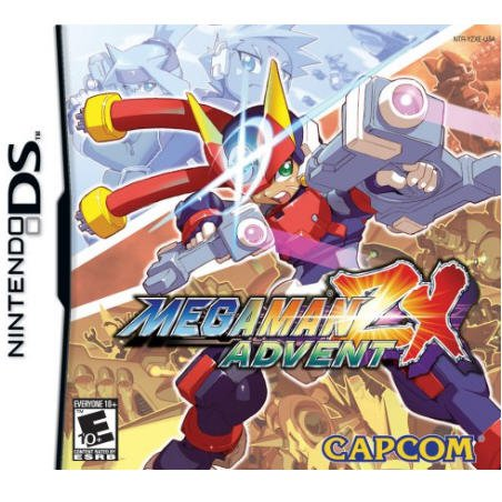 Mega man ZX Advent  Nintendo DS Complete Megaman