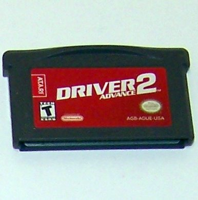 Driver advance 2 Nintendo Game boy Advance