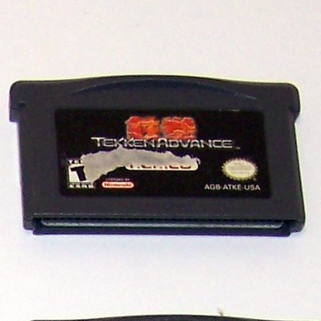 Tekken Advance  Nintendo Game boy Advance cartridge
