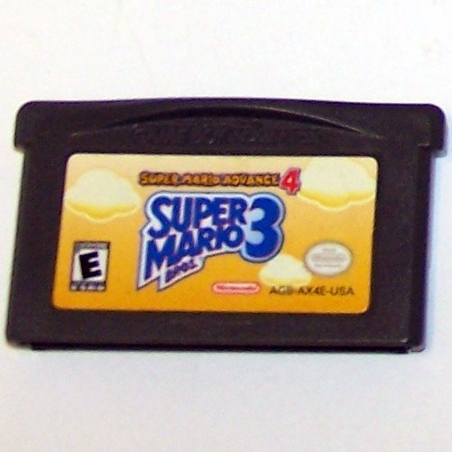Super Mario Advance 4  Super Mario Bros 3  Nintendo Game boy Advance