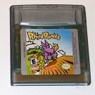 Rhino Rumble Nintendo Game boy Color cartridge