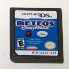 Meteos  Disney Magic Nintendo DS cartridge