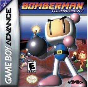 BOMBERMAN TOURNAMENT  Advance Nintendo Game boy Advance cartridge