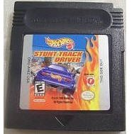 Hot Wheels: Stunt Track Driver Game boy Color cartridge