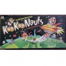 Koo Koo Nauts Board Game
