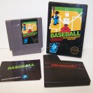 BASEBALL  Original 8-bit Nintendo NES Game Cartridge COMPLETE RESEALED