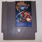 Back to the Future II & III Original 8-bit Nintendo NES Game Cartridge with dust cover
