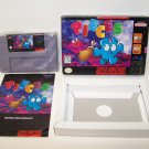 Pieces Super Nintendo Game