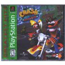 Crash Bandicoot 3: Warped Back Black Label (Playstation) PS1 PS2