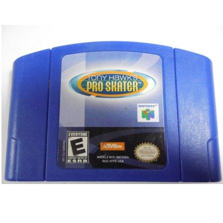 Tony Hawk pro skater  ~ N64 Nintendo 64