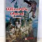 Wizard's Quest Bookcase Game by Avalon Hill