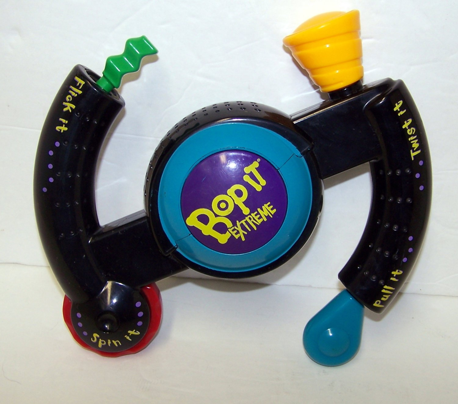 bop it beats instructions