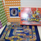 Pokemon Master Trainer game 2005 Orange edition
