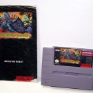 Super Ghouls & Ghosts Super Nintendo Game