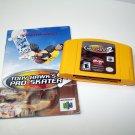 Tony Hawk's Pro Skater 2 Yellow Cartridge and Instructions ~ N64 Nintendo 64