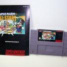 Super Mario AllStars Mario 1 , 2, 3 and the Lost Levels ~ Super Nintendo Game